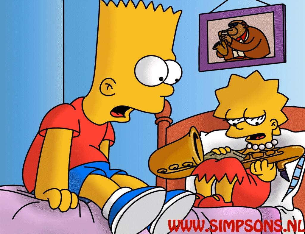 Симпсоны голие картинки барта 11 фотография